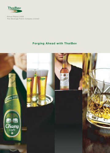 Annual Report 2006 - Thai Beverage Public Company Limited