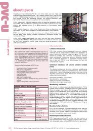 About PVC-U - IPS Flow Systems