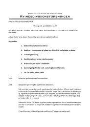 Referat 05-06-2013 - Kvindedivisionsforeningen