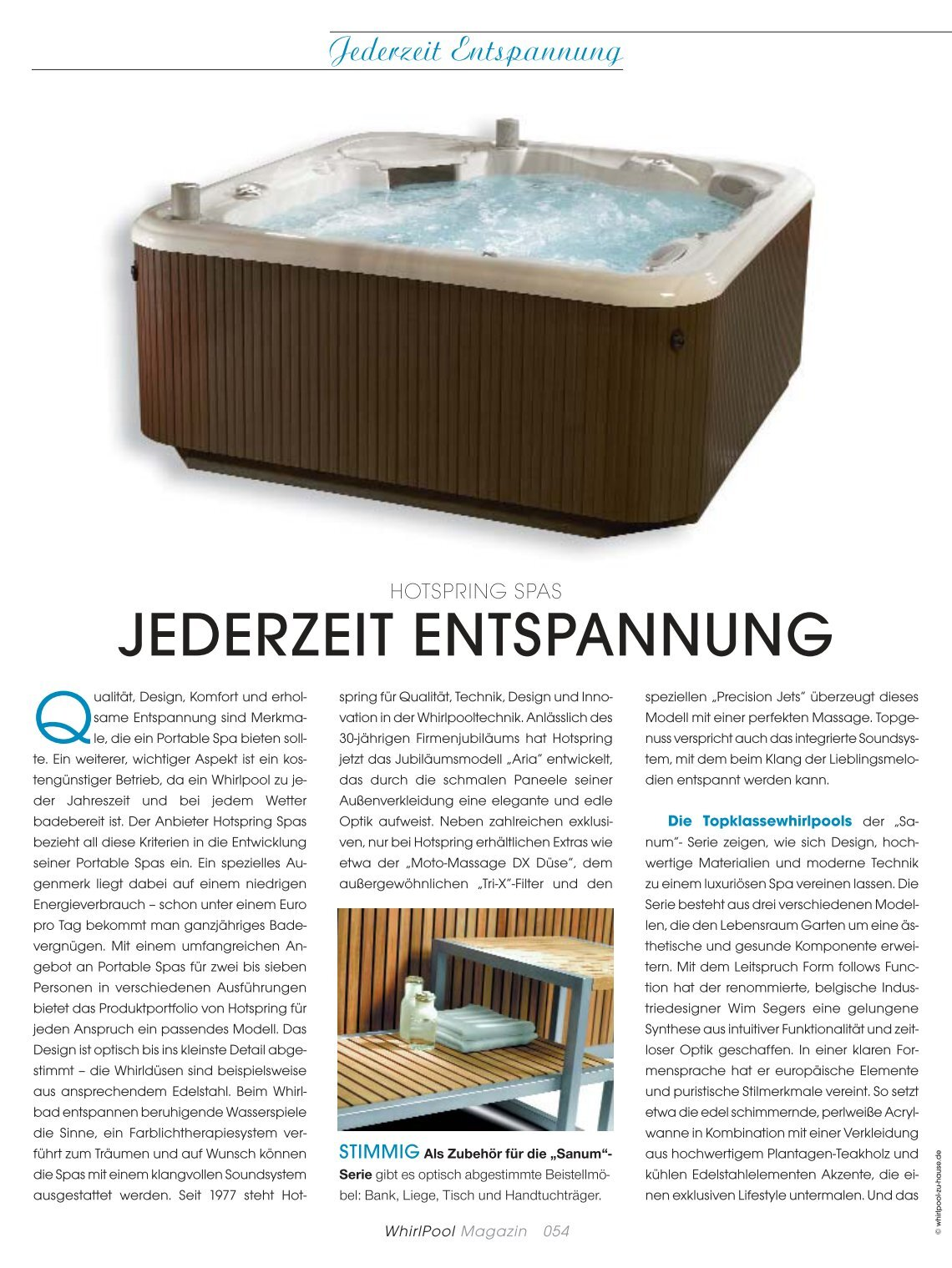 10 free magazines from whirlpool zu hause de. Black Bedroom Furniture Sets. Home Design Ideas