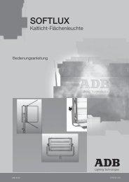 SOFTLUX - ADB Lighting Technologies