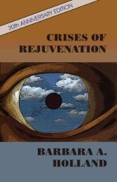 Crises of Rejuvenation - The Poet's Press