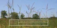 can we save some land for you? - Lake Forest Open Lands ...