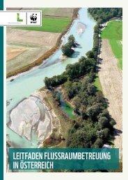 Leitfaden fLussraumbetreuung in Österreich - WWF Österreich