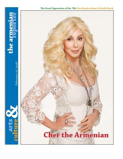 Cher the Armenian - Armenian Reporter