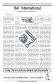 December 2003.pmd - Il Postino Canada - Page 3
