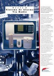 Sistema de Alarma Vía Radio - Cooper Security