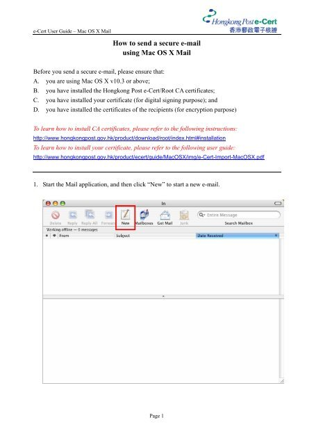 Freeway 3. 5 user guides & software & quickstart guide-mac os x.