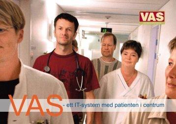 VAS - ett IT system med patienten i centrum