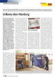 U-Boote über Hamburg