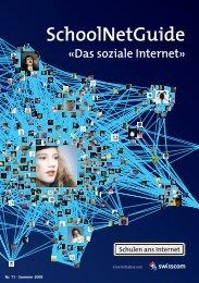 SchoolNetGuide - Das soziale Internet - Swisscom