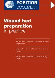 Wound bed preparation in practice - EWMA