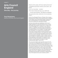 Arts Council England - Engage