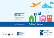 Parking & Shuttles - Husum WindEnergy
