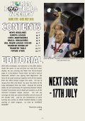 Issue Five – 10th July 2012 - WORLD FOOTBALL WEEKLY - Page 2