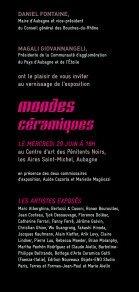 Mondes Ceramiques INVIT.pdf - Cocteau Art - Page 2