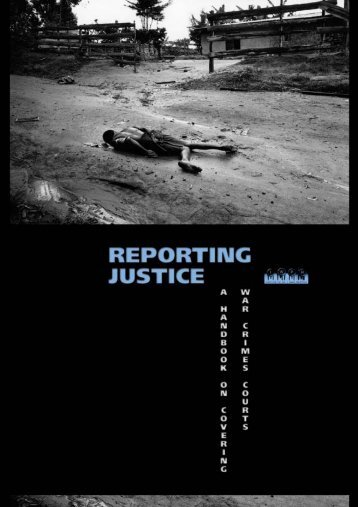 Reporting Justice - Coalition for the International Criminal Court