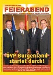 Jahrgang 34 Juni 2011 - Über uns - Österreichischer Seniorenbund