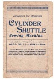 Cylinder Shuttle - ISMACS