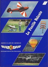 Aeroclub de Genève