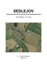 A1 - ÚP Sedlejov, textová část.pdf - Telč