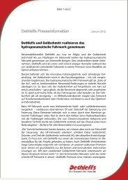 Download Pressetext - Dethleffs