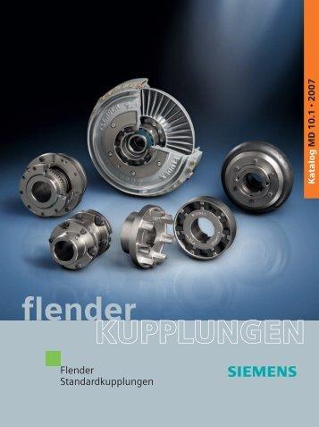 Flender Standardkupplungen - Industria de Siemens