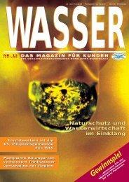 Wasser 13 5.0 - Wasserleitungsverband Nördliches Burgenland