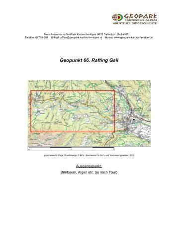 Geopunkt 66 - Geopark Karnische Alpen