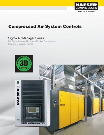 Sigma Air Manager Series - Kaeser Compressors