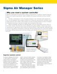 Sigma Air Manager Series - Kaeser Compressors - Page 2