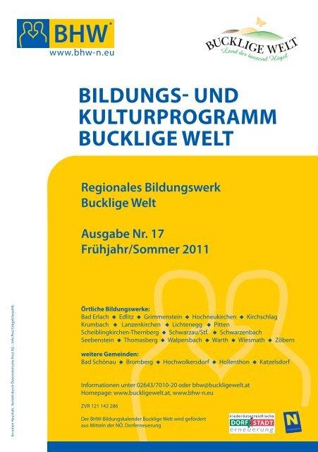 19. juni 2011 - Bucklige Welt