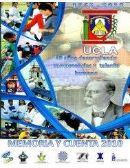 2010 - Universidad Centroccidental Lisandro Alvarado