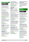 Directory - Tourist Guide - Bartercard Travel - Page 3