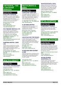 Directory - Tourist Guide - Bartercard Travel - Page 4