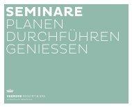 PDF Seminardokumentation 2013 - Balance Hotels