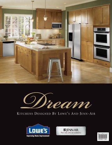 Jenn-Air Dream Updated July 04 - Lowe's