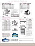 Jenn-Air Dream Updated July 04 - Lowe's - Page 6