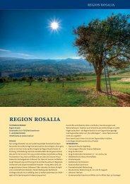 region rosalia - Tiscover