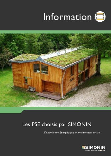 A3 PSE 04-2010 Français - Simonin Bois