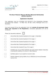 application form.pdf - Universities New Zealand - Te Pōkai Tara