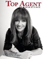 Sue DeLegge - Top Agent Magazine