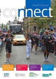 printed edition of North Devon Connect - North Devon District Council