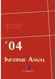 INFORME 2004 - Seguridad Social