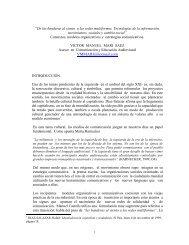 """""""De las banderas al viento a las redes multiformes - IEPALA"""