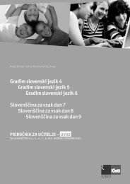 Slovenščina za vsak dan 8 - priročnik za učitelja - uvod - 9letka.net