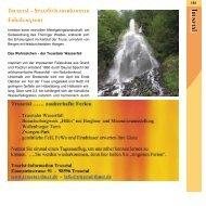 Trusetal – Staatlich anerkannter Erholungsort