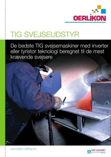 CITIG CITOTIG Brochure - Oerlikon