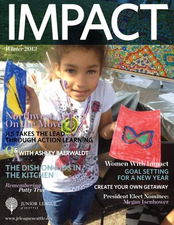 Impact Magazine - Junior League of Seattle