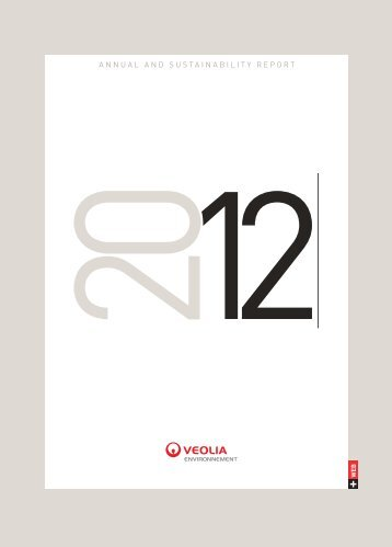 2012 Annual & Sustainability Report - Veolia Water Solutions ...